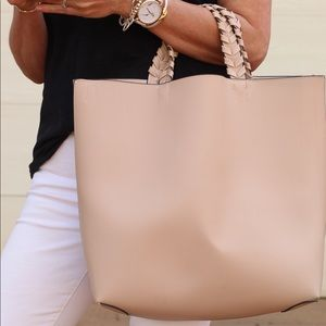 Jules Kae  by Rachel Zoe Blush Tote/crossbody
